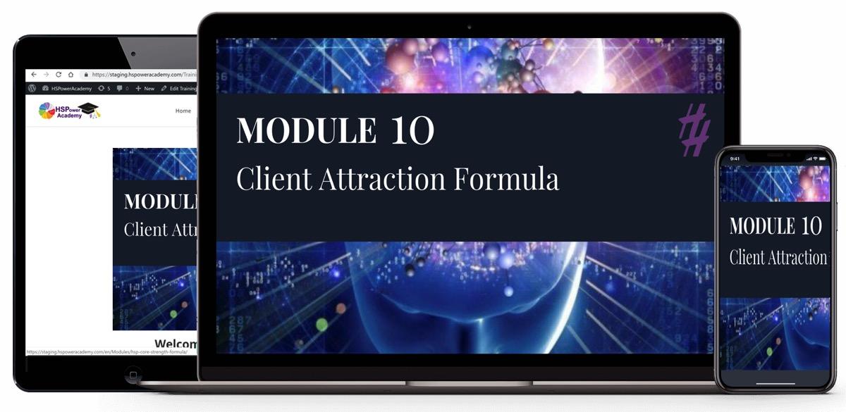Client Attraction Formula