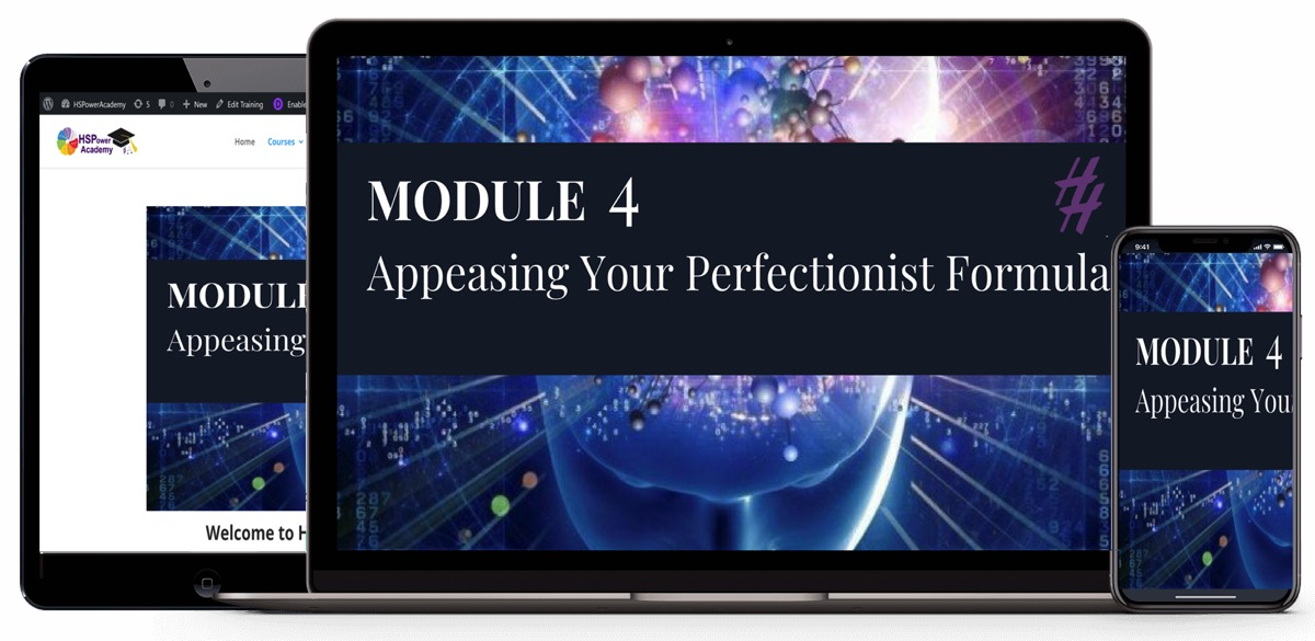 Appeasing Your Perfectionist Formula