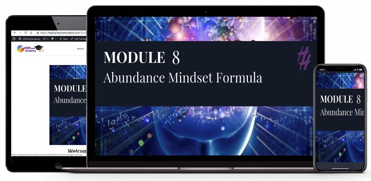 Abundance Mindset Formula